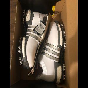 NEW Adidas Tour 360 boost golf shoe